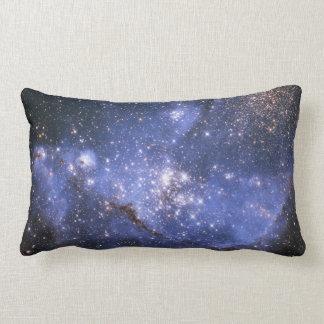 Magellan Nebula Lumbar Pillow