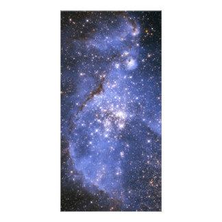 Magellan Nebula Photo Card