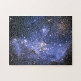 Magellan Nebula Puzzle