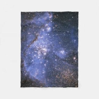 Outer space fleece blankets zazzle for Solar system fleece