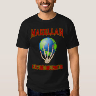 Magellan World Tour (Circumnavigation) Shirt