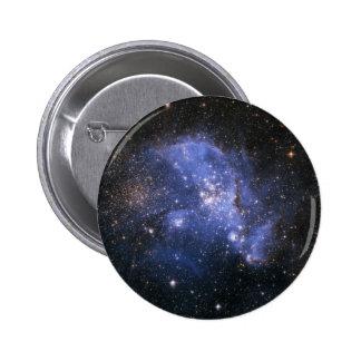 Magellanic cloud 2 inch round button