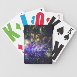 Magellanic Cloud Playing Cards