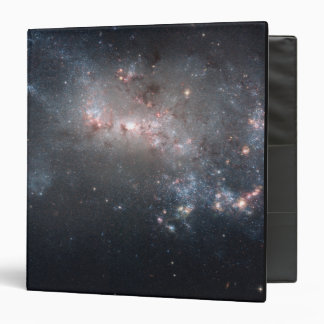 Magellanic dwarf irregular galaxy NGC 4449 3 Ring Binder
