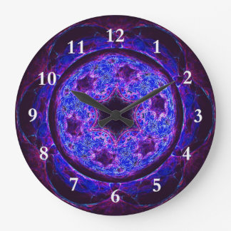 Magen Alef Large Clock