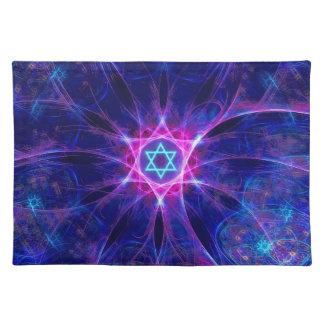Magen Bet Cloth Placemat