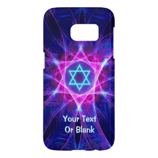 Magen Bet Fractal Samsung Galaxy S7 Case