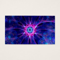 Magen Bet - Special Request Business Card at Zazzle