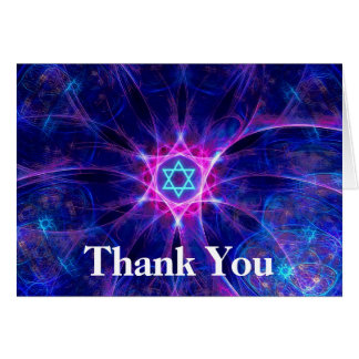Magen Bet Thank You Card