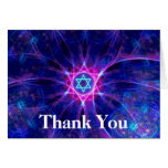Magen Bet Thank You Stationery Note Card