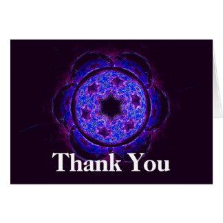 Magen David Alef Thank You Cards