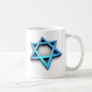 Magen David Coffee Mug