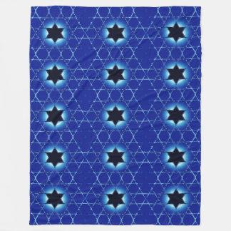 Magen Gimel Fleece Blanket