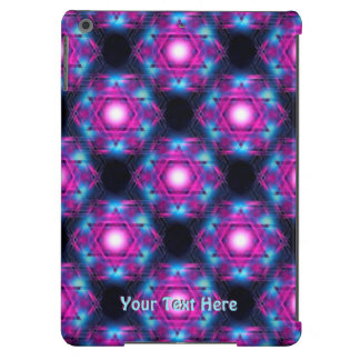 Magen He Fractal Cover For iPad Air