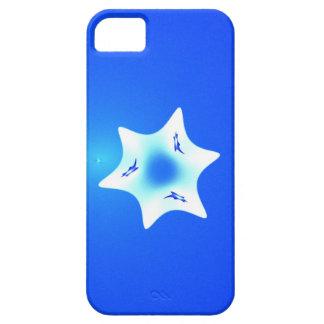 Magen Lavan (White Star) iPhone 5 Cover