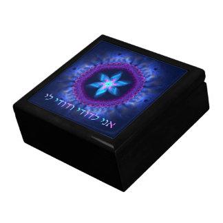 Magen Rosado-Azul Cajas De Recuerdo