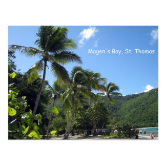 Magen s Bay St Thomas Post Cards