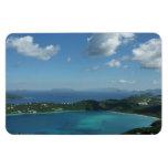 Magens Bay, St. Thomas Beautiful Island Scene Magnet