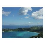 Magens Bay, St. Thomas Beautiful Island Scene Photo Print
