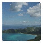 Magens Bay, St. Thomas Beautiful Island Scene Trivet