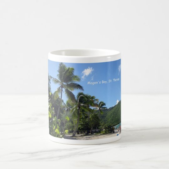 Magen's Bay, St. Thomas Coffee Mug