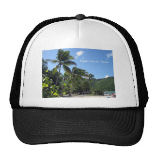 Magen's Bay, St. Thomas Mesh Hat