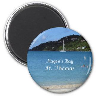 Magen's Bay, St. Thomas Magnet
