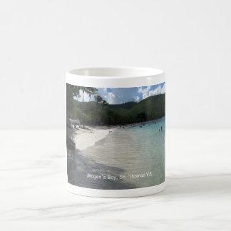 Magen's Bay, St. Thomas Coffee Mugs