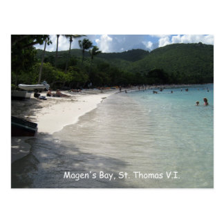 Magen's Bay, St. Thomas Postcards
