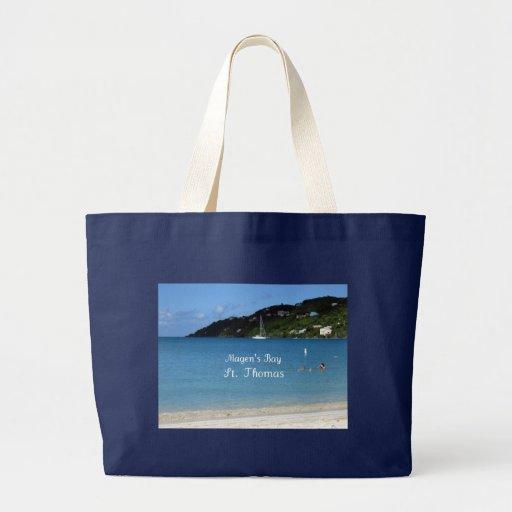 Magen's Bay, St. Thomas Tote Bag