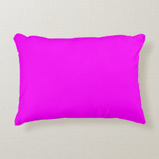Magenta Accent Pillow