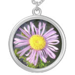 Magenta Aster - A Star of Love and Fidelity Jewelry