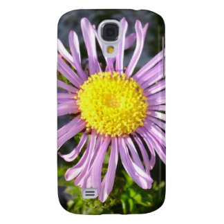 Magenta Aster - A Star of Love and Fidelity Samsung Galaxy S4 Cover