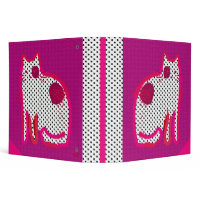 'magenta cat' digital painting Binder binder