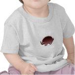 Magenta de Elefante Camiseta