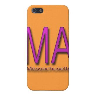Magenta del mA Massachusetts iPhone 5 Cobertura