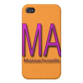 Magenta del mA Massachusetts iPhone 4 Cobertura