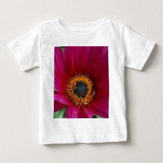 Magenta Flower Baby T-Shirt