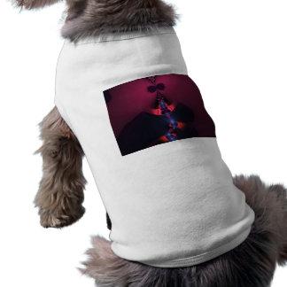 Magenta Ghost – Rose & Indigo Delight T-Shirt