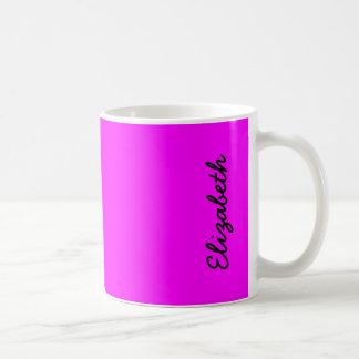 Magenta Coffee Mugs