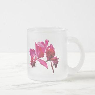 Magenta Orchids Coffee Mugs