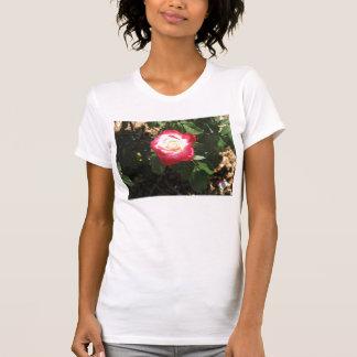 Magenta Pink Rose T-shirt