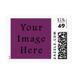 Magenta Purple Color Trend Blank Template Stamp