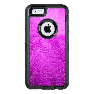 Magenta Ripples OtterBox Defender iPhone Case