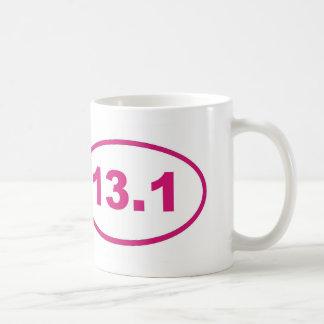 magenta rosada 13,1 taza de café