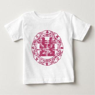 Magenta Shuan Xi Tee Shirts