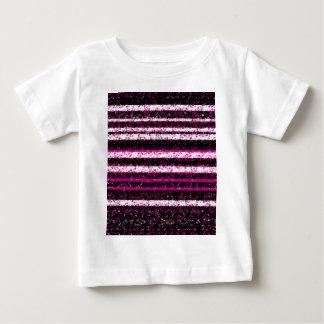 Magenta simple design baby T-Shirt