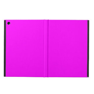 Magenta Solid Color Cover For iPad Air