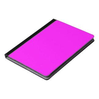 Magenta Solid Color iPad Case