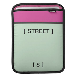 Magenta Space Sleeve For iPads